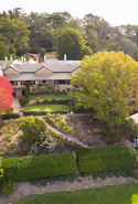 The Stables, Mount Lofty House, Adelaide:  This colonial-era gem in a converted stable offers the Vino Rejuvenating Facial - perfect for wine country. Shiraz and grape seed are formulated to repair skin, without the hangover.