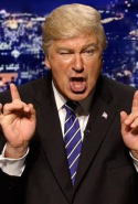 If there's been one good thing to come from the new American president's ascendency, it's been Alec Baldwin's brilliant impression of him on Saturday Night Live. It is nothing short of comedic gold.