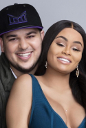 … hello, Rob and Blac Chyna! After getting engaged in April, the couple confused the hell out of everyone when it was revealed just how convoluted and tangled their little family circle really was (we explain it below). They also scored their own car crash TV show 'Rob and Chyna' and gave birth to a baby, which they named Dream. Naturally, Chyna invited her mother in law Kris and the E! entertainment channel into the delivery room.