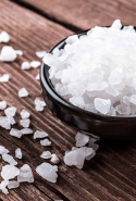 Epsom salt. Not to eat, but to bathe in. Soak in 2 cups for 40 minutes to induce deep detoxification via the skin.