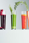#16 Juice up. Drink vegetable juice every day at lunchtime, but avoid juices with carrot, beetroot and fruit (apart from limes, grapefruit and lemons).