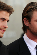 The Hemsworths