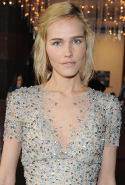 Isabel Lucas, actress and environmental activist