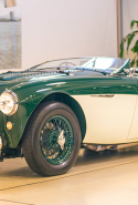 1956 Austin-Healey 100M – estimated at $220,000-250,000
