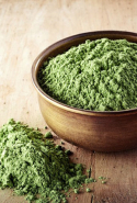 Chlorella. Chlorella is an algae that induces the excretion of heavy metals, particularly mercury.