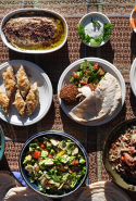 Thursday, July 21: Tonight, Commune HOOD and Act For Peace brings Eid, a delicious feast and festival celebrating Middle Eastern culture marking the end of Ramadan, to the inner suburbs of Sydney, with profits going to the Act for Peach Ration Challenge.
