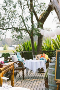 Leaves and Fishes, Hunter Valley: Articulating the country affair angle, Leaves and Fishes in wine town Lovedale is homespun outdoor eating at its best.