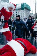Thursday, November 24:  One of the best Christmas movies ever made gets a sequel today when 'Bad Santa 2' hits cinemas, starring Billy Bob Thornton once again as surly Saint Nic.