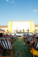 Saturday, November 26: Opening in Melbourne tonight, and last night in Sydney's Inner West is the Ben & Jerry's Openair Cinema. Kicking off the programme is Tom Hanks' latest flick Inferno, with a lineup of new and cult classics to follow.