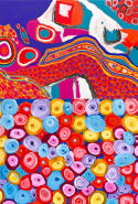 Sunday, July 3: NAIDOC week kicks off today. See a Mirdidingkingathi Juwarnda Sally Gabori retrospective at Queensland Art Gallery (until August 28), plus a satellite event of her work at Alacaston Gallery in Melbourne (July 6-August 6).