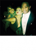 Chrissy Teigen, Selena Gomez and John Legend