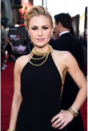 Anna Paquin may be married to Stephen Moyer but says she is still bi.