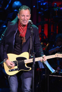 #17 Bruce Springsteen, musician $75 million