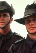 Gallipoli (1981). A high-school history class favourite directed by Peter Weir and featuring a fresh-faced Mel Gibson? Instant classic.