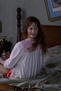 'The Exorcist' – From head spinning to projectile vomit and, ahem, interesting use of a crucifix, the demonic possession of a 12 year old girl is hard to forget. A true classic of the genre.