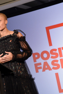 Adwoa Aboah: model and activist (image: Jeff Spicer/Getty)