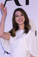 Anne Hathaway: actress, UN Women's goodwill ambassador (image: Han Myung-Gu/Getty)