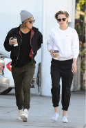 Kristen Stewart used to date her assistant Alicia Cargile....