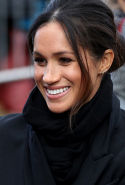 Meghan Markle: actress, princess-to-be, humanitarian, World Vision Canada global ambassador (image: Chris Jackson/Getty)