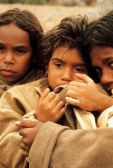 Rabbit-Proof Fence (2002). This tale of three children of the Stolen Generation journeying home is both poignant and historically damning.