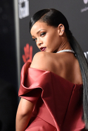 Rihanna: Grammy-winning singer, 2017 Harvard University Humanitarian of the Year,  founder Clara Lionel Foundation and Believe Foundation (image: Jason Merritt/Getty)