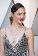Gal Gadot: actress, former Israeli defence force combat instructor, also Wonder Woman (image: Rick Rowell/Getty)