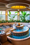 Grand Wailea Spa, Maui, Hawaii: Lose yourself in the aquatic wonderland of Hawaii's largest spa, set amongst a 40-acre garden, and let muscles and cares melt the 'Healing Powers Of Maui' hydrotherapy circuit.