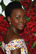 Lupita Nyong'o at the Tony Awards