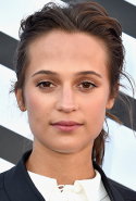 "Alicia Vikander. The Oscar-winning actress tried to use Facebook and Twitter. ""I tried it once for two weeks but I felt this constant pressure to post. I was so stressed,"" she told a Canadian newspaper."