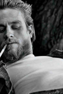 Charlie Hunnam, 36, famously lost the lead in 'Fifty Shades of Grey' due to his 'Sons of Anarchy' commitment, but will probably make up for it in Guy Ritchie's 'King Arthur' reboot.