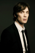 Cillian Murphy, 40, the cut-glass cheekboned Irishman plays the chilling lead in TV series 'Peaky Blinders'.