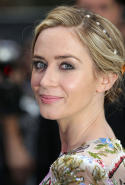 "Emily Blunt. ""I'm like a dinosaur with that stuff,"" she told the NYT's Vulture. ""No. 1. But it's also not really an organic sort of fit for me. I can barely remember to text people back!"""