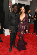 Gary Clark Jr and Nicole Trunfio