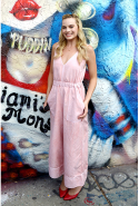 At the 'Suicide Squad' Wynwood Block Party and Mural Reveal in Miami, July 25, 2016
