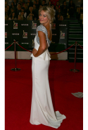 At the TV Week Logie Awards, May 2, 2010