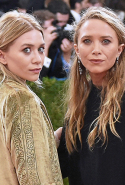The Olsen twins. Notoriously publicity shy, fashion queens Mary-Kate and Ashley Olsen aren't on any form of social media… although they did share their very first selfie on the Sephora Insta account last year.