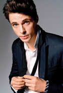 Matthew Goode, 38, seems to pop up everywhere – from 'Downton Abbey' to 'The Good Wife' on TV, not to mention 'The Imitation Game', 'Stoker' and Tom Ford's lover in 'A Single Man'.