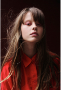 Mia Goth, 23, is a British-Brazilian slowly making Hollywood inroads care of 'Nymphomaniac: Vol. II' and 'Everest'. She's even starred in a Miu Miu campaign and once dated Shia LaBeouf.