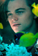 "Director Baz Luhrmann confessed that before he knew who DiCaprio was, he had seen a paparazzi picture of his leading-man-to-be, exclaiming, ""That's how Romeo should look. If only he could act."""