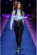 Versace: athleisure meets tailoring