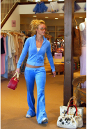 Britney Spears took hers shopping