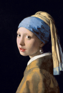 'Girl with a Pearl Earring' by Johannes Vermeer