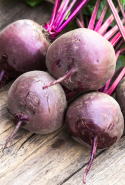 Beetroot - this bright beauty veggie is composed mostly of water, meaning it's a hydration powerhouse.  A detox for your insides will show as a glow on the outside.