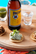 El Loco: This Mexican cantina in Surry Hills Excelsior Hotel has super star chef Dan Hong to thank for the menu, which translates to epic night owl tacos well worth staying up for.  Open 'til 3am Fri-Sat.