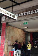 Mr Crackles: 155 Oxford St, Darlinghurst, Sydney, NSW 2010