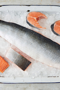 Salmon. The king of all proteins. High in antioxidants and omega 3. Eat this beauty food to get the glow.