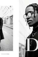 A$AP Rocky for Dior Homme S/S '17
