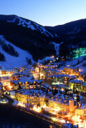 Aspen and Beaver Creek, Colorado: the skiing is as superb as the celeb spotting here. Beaver Creek is where the billionaires hang, and Aspen is Hollywood on snow – think Goldie Hawn, Kate Hudson, Mariah Carey, Ashley Judd, Drew Barrymore, Al Gore et al.