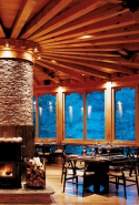 Bukhari, Paro, Bhutan. Limited visitors allowed into this tiny mountainside country mean Bhutan's dining rooms are never overcrowded. For the best Bhutanese cuisine set against jaw-dropping mountainside vistas hit Bukhara at high-end resort Uma By Como.
