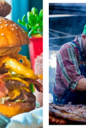 If the smell of slow-cooked barbecue coupled with rock tunes gets you off, then roll down to the Sydney Showgrounds this weekend for Meatstock, a festival celebrating those very two things.